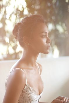 Actress Zoe Saldana by Diego Uchitel for C Magazine May 2013