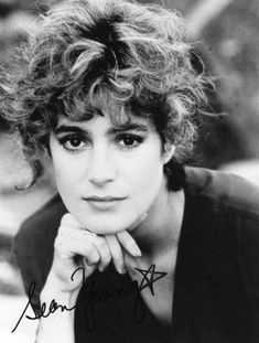 Sean Young, known for Blade Runner Young Actresses, Hollywood Actresses, Actors & Actresses, Sean Young Blade Runner, Elizabeth Mcgovern, Crazy Women, Shannen Doherty, Tommy Lee Jones, Cinema Actress