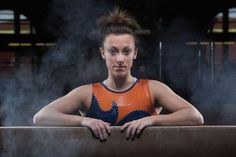 Brenton Tse, The Daily Illini | Illinois gymnastics' Sarah Fiedler has become regional beam champion and made a great impression on her team.