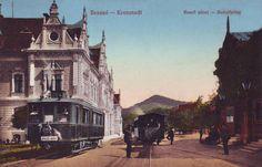 Brasov Romania, Bucharest Romania, The Past, Tours, Painting, Postcards, Dan, Painting Art, Paintings