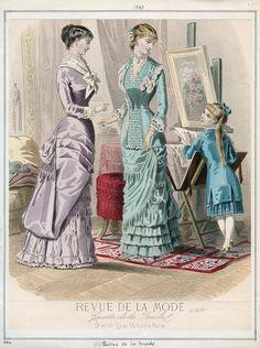 Revue de la Mode 1880 LAPL