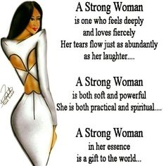 Strength of a woman. http://itz-my.com