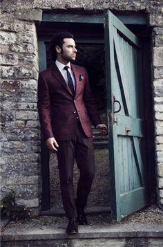 Aidan Turner :) mmmmm  Magazines & Photoshoots. http://www.jessiecraig.com/