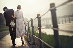 outdoor pre wedding photography in Korea,