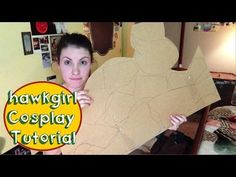 Cosplay Worbla Armor Tutorial. Another option besides EVA foam. This girl has a lot of great cosplay tutorials on her channel.
