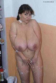 Huge boobs velba bikini