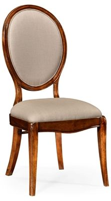 Jonathan Charles Spoon Back Upholstered Dining Chair 492789 Antique Dining Chairs, Cheap Dining Room Chairs, Solid Wood Dining Chairs, Upholstered Dining Chairs, Dining Chair Set, Dining Room Furniture, Woodbridge Furniture, Oversized Chair And Ottoman, Luxury Dining Room