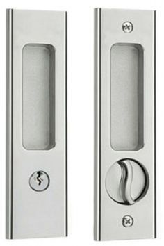 Sliding Door Handle Lock Set