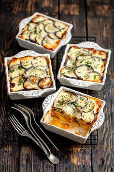 Veggie Recipes, Appetizer Recipes, Diet Recipes, Vegetarian Recipes, Cooking Recipes, Healthy Recipes, Moussaka, Bon Dessert, Different Recipes