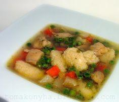 Tomakonyha: magyar Thai Red Curry, Shrimp, Chicken, Meat, Ethnic Recipes, Food, Essen, Meals, Yemek