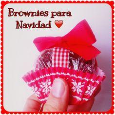 Baci Brownies for Christmas