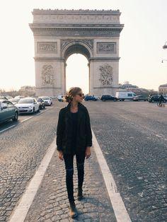 Seeing Paris
