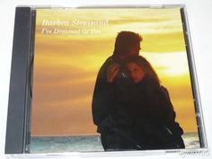 BARBRA STREISAND I'VE DREAMED OF YOU SONG MUSIC AUDIO CD COMPACT DISC 1999 USED #TraditionalVocal
