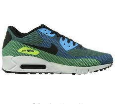 save off 3280d 7f342 Nike Air Max 90 Jacuard Running Shoes Zwart   Blauw-Summit off for sneakers,  impossible is nothing.