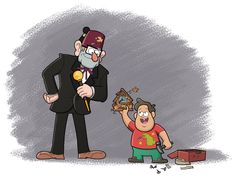 Fixin' it with Soos : the early years by markmak on deviantART