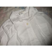 Just updated euc crewcuts white long sleeve button shirt boys 8 $13.99