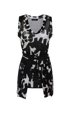 Bold Tee-Chic Fiona Dress In Black And Ecru by Isabel Marant for Preorder on Moda Operandi