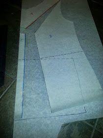 Tiinan tekemää: Fba eli kaavan muokkausta isorintaiselle Tile Floor, Projects To Try, Tile Flooring