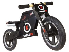 KIDDI MOTO HERO JORGE LORENZO SUPERBIKE BLACK