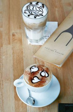 Hot and Cold Cappuccino (by Mochachocolata-Rita)...either will do