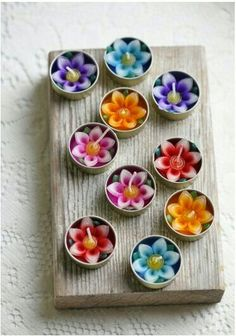Little Lotus Tealights, Ruche Homemade Candles, Diy Candles, Tea Light Candles, Scented Candles, Tea Lights, Floating Candles, Vintage Home Offices, Modern Vintage Homes, Chandeliers