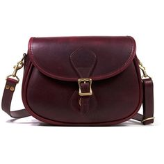 Hulme Legacy Shoulder Bag in Oxblood 3d36b31a099