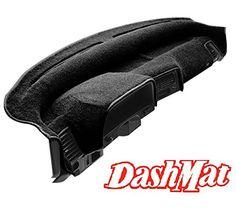 DashMat Original Dashboard Cover Chevrolet Impala (Premium Carpet, Black). For product info go to:  https://www.caraccessoriesonlinemarket.com/dashmat-original-dashboard-cover-chevrolet-impala-premium-carpet-black/