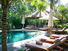 Alaya Ubud, Indonesia. Quite possibly the most beautiful hotel I've ever stayed at