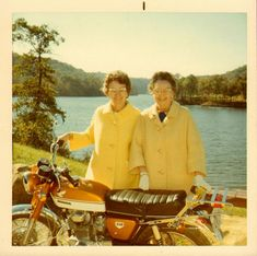 Candid Polaroid Snaps of Happy Women in the 1960s ~ vintage everyday