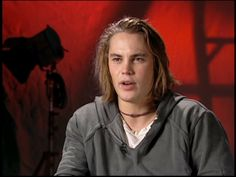 "Documentary ""Breaking the Silence: Exposing The Covenant"" - Movie ""The Covenant"" 2006 - Director: Renny Harlin. Taylor Kitsch as Pogue Parry."