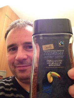 my favourite instant coffee brand