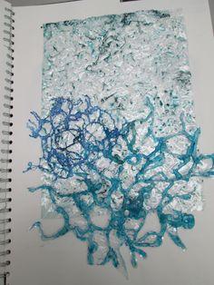 Textiles Sketchbook, Gcse Art Sketchbook, Sketchbooks, Textile Texture, Texture Art, Textile Patterns, Textile Design, A Level Textiles, Creative Textiles