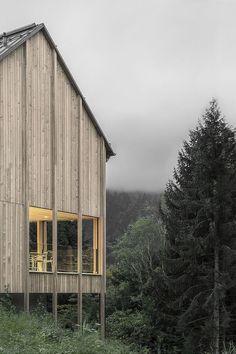 Galería de Haus am Stürcherwald / Bernardo Bader Architekten - 10