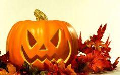 Resultado de imagem para fazer abobora halloween