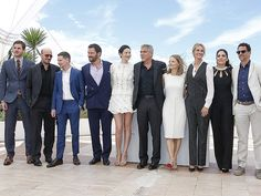 See George Clooney, Julia Roberts and Jodie Foster Stun at the Cannes Photo Call for Money Monster| Cannes International Film Festival, Movie News, George Clooney, Jodie Foster, Julia Roberts