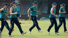 Women's World Twenty20: England 'must get fitter'
