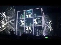 VTEAM transparent led display screen Bibi Chang Guangzhou C. Corporate Event Design, Event Branding, Projection Screen, Projection Mapping, Concert Stage Design, Transparent Screen, Android Features, Led Display Screen, Spaceship Art