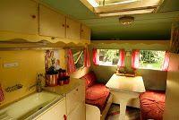 Willow-May  Interiors: 1950s home built Caravan project