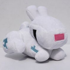 Minecraft Rabbit Plush Toy #minecraft #plush #toys #rabbitplush