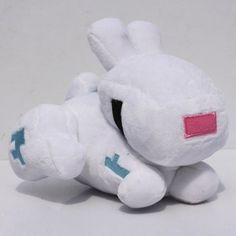 Minecraft Rabbit Plush Toy #minecraft #plush #toys #rabbitplush