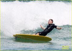 Michael Fassbender Latinoamérica: Fassy de vacaciones en Sydney