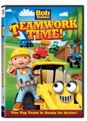 Home Grown Families: Bob the Builder: Teamwork Time DVD #giveaway
