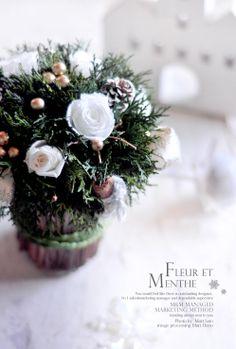 M&M Managed Marketing Method,  Flower arrangement,