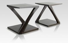 Z side table by Hellman Chang.
