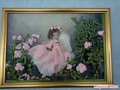 منبع روبان دوزی و دوختهای تزئینی دانا - عروس