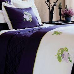 your online Yves Delorme outlet Decor, Furniture, Room, Linen Bedding, Home Decor, Bed, Yves Delorme, Luxury Bedding, Interior Design