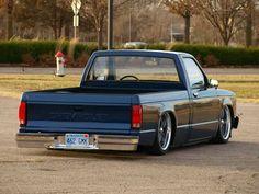 My bagged '85 S-10 Bagged Trucks, Lowered Trucks, Mini Trucks, Gm Trucks, Pickup Trucks, Chevrolet Tahoe, Chevrolet Trucks, S10 Truck, Dropped Trucks