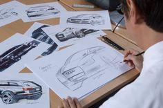 Audi Q7 Design Sketches http://www.carbodydesign.com/design-sketch-board/audi/page/2/?sort=recent