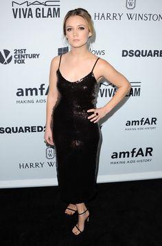 Billie Catherine Lourd - amfAR's Inspiration Gala Los Angeles in Hollywood 10/29/15