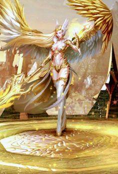 Resultado de imagen para orielle fallen angel